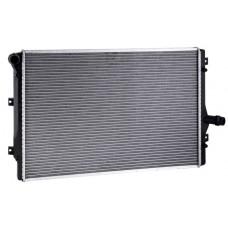 Radyatör 650x438x26 2,0tdi Passat Golf5